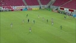 Melhores momentos: Náutico 1 x 1 Vitória da Conquista pela 1ª fase da Copa do Brasil