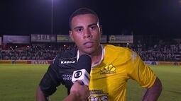 Entrevista: Gustavo afirma que em casa o Criciúma é muito forte