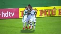 Os gols de Chapecoense 2 x 0 Princesa do Solimões