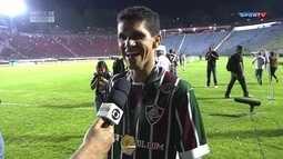 Dezessete anos anos depois, Magno Alves celebra um novo título pelo Fluminense