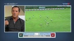 Lino cita importância do Fluminense que não é dependente de Fred