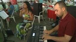 Projeto leva música ao vivo para as feiras de Boa Vista