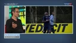 Comentaristas questionam público pequeno em empate do Botafogo contra o Coruripe-AL