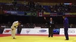 Brasileiros tentam somar pontos no Pan-Americano de judô para disputar Jogos do Rio
