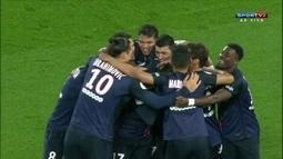 Os gols de PSG 4 x 0 Rennes pela 36ª rodada do Campeonato Francês