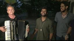 JPB2JP: Flávio José e Os Gonzagas fazem show na Capital