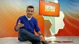 Globo Esporte será todo apresentado de Mato Grosso do Sul a partir deste sábado