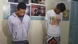 Suspeitos de diversos furtos são presos em Rio Branco