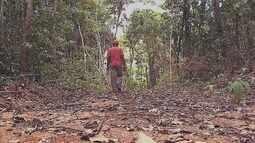Seringueiro mostra como aprendeu a usar riquezas da mata sem devastar meio ambiente