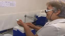 'Dia D' de vacinação começa em Ituiutaba