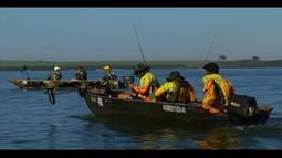 Campeonato de pesca reúne 140 pessoas em Uberaba