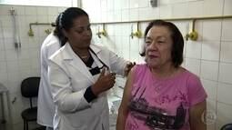 Dia D da campanha de vacinação é marcado por falta de filas na capital