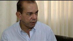 Prefeito afastado de Goiatuba diz que é vítima de perseguição