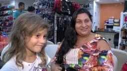 Movimentação nas lojas de Maceió é fraca no final de semana antes do Dia das Mães
