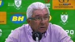 """Givanildo comemora vitória: """"Jogamos por dois resultados em três para ser campeão"""""""