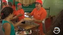Macarronada do Dia do Trabalho reúne 12 mil pessoas em São José dos Campos