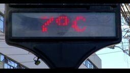 Meteorologia prevê temperaturas baixas com permanência de massa polar no interior do RJ