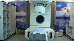 Máquina de radioterapia do Hospital Cirurgia volta a funcionar
