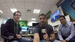 INVADINDO A REDAÇÃO: saiba tudo sobre o jogo entre Atlético-MG e Racing, na Libertadores