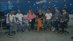 Jovens falam o que pensam sobre política