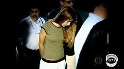 Suzane Richthofen deixa presídio na saída temporária do Dia das Mães