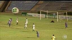 Confira os gols da primeira rodada das semifinais do estadual