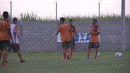 Jogadores do CRB aguardam com ansiedade pela final do Alagoano