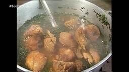 Um dos pratos típicos de Sabará, na Grande BH, é destaque no Baú do Terra
