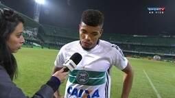 """Juninho, após desclassificação na Copa Brasil: """"Pecamos em uma fase mata-mata"""""""