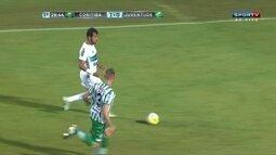 Melhores momentos: Coritiba 2 x 2 Juventude pela segunda fase da Copa do Brasil