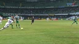 Os gols de Coritiba 2 x 2 Juventude pela segunda fase da Copa do Brasil