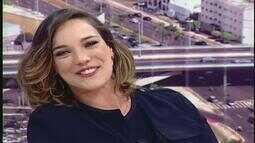 Adriana Birolli fala sobre peça 'Manual Prático da Mulher Desesperada' em Uberlândia