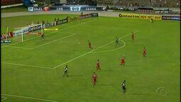 Veja os melhores momentos do jogo entre CRB e o Ceará