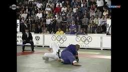 """Repassando a Guarda"" relembra seletivas de judô para Olimpíadas de 2000"