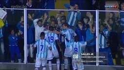 Narração AM: Salles Jr. Narra gol do Avaí na vitória sobre o Sampaio Corrêa