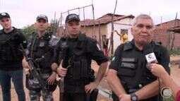 Operação desarticula quadrilha de tráfico de drogas em Teresina