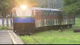 Sistema de trens urbanos vai passar por manutenção em João Pessoa