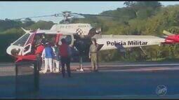 Engavetamento entre três ônibus deixa feridos em Campinas nesta terça-feira, 24