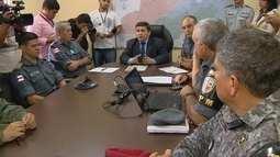 SSP-AM anuncia reforço de segurança nas escolas