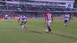 Melhores momentos: Coritiba 1 x 1 São Paulo pela 3ª rodada do Brasileirão 2016