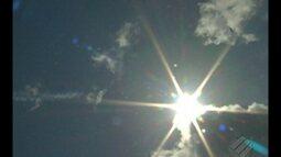 Sensação térmica chega a 40º em Belém
