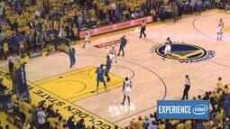 Os melhores momentos de Oklahoma City Thunder 111 x 120 Golden State Warriors