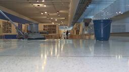 Bastidores do Museu Oscar Niemeyer (parte 2)