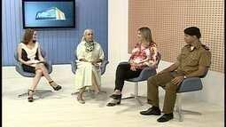 Violência contra a mulher é tema do debate do MG Inter TV 1ª edição