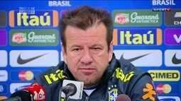 Rafinha preocupa Dunga para a Copa América, e Wallace do Grêmio pode ser convocado