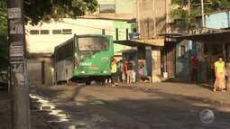 Ônibus voltam a circular até o fim de linha do bairro da Mata Escura