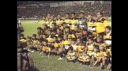 Memória: Título da Copa do Brasil do Criciúma completa 25 anos
