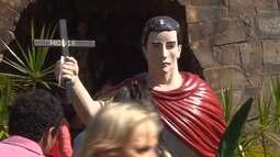 Turismo religioso atrai milhares de devotos para Apucarana (parte 2)