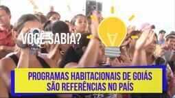 Programas habitacionais de Goiás são referência nacional