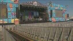 A 15º edição do Festival João Rock ocorre neste sábado (18) em Ribeirão Preto